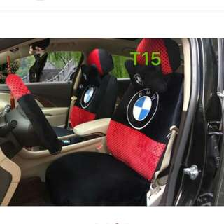 BMW 18 in 1 car seat covers 💖