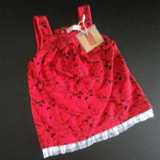 BN Baby Dress