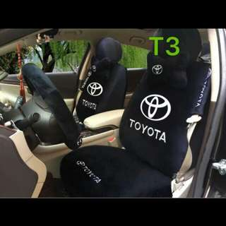 Toyota 18 in 1 seat cover 💖