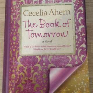 The Book of Tomorrow (Hardcover)
