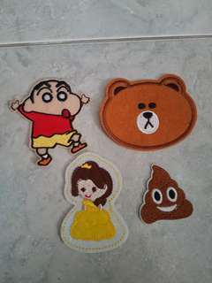 Iron Patches good for Woman, Man or Kids