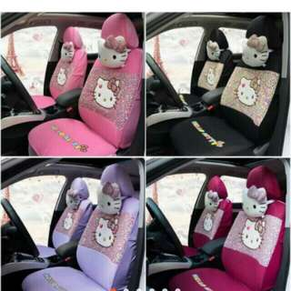 Hello kitty 18 in 1 car seat cover 💖