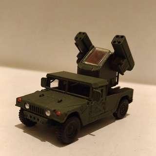 袖珍悍馬車模型