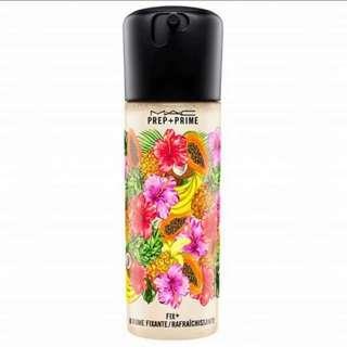 M.A.C Cosmetics Prep+Primer Setting Spray