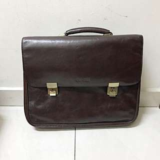 Leather Working Bag