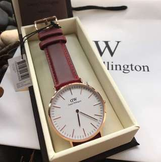 Daniel Wellington Authentic
