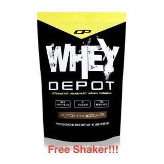 Whey Depot