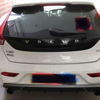 VOLVO V40 T4 PLUS 2013 #xmas50