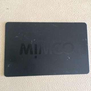 $100 Mimco Giftcard