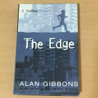 The Edge by Alan Gibbons English Book 📚
