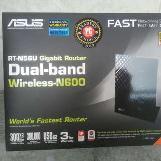 Asus RT-N56U Gigabit Router