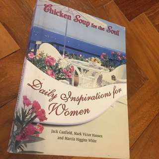 Chicken Soup For The Soul; Daily Inspiration For Women