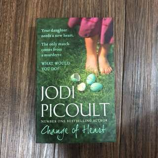Change of heart by jodi picoult