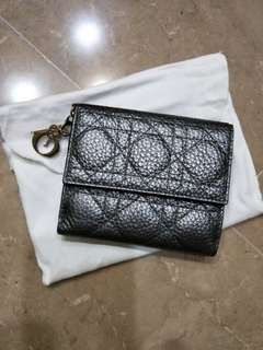 (Price reduced $730) BNIB Christian Dior compact Wallet