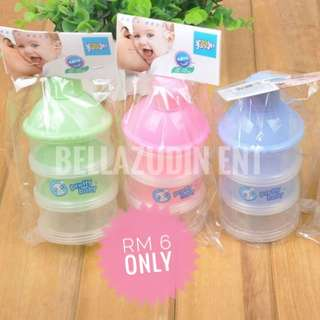 3 Cell Baby Food Container