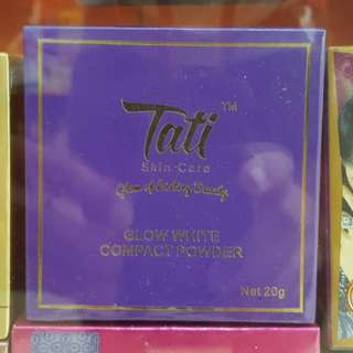 Tati Glow White Compact Powder