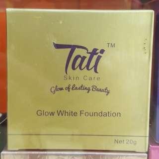 Tati Glow White Foundation