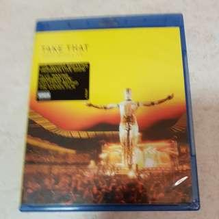 Take That Progressive Live - Blu Ray