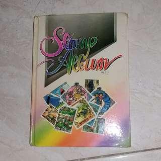 Stamp Album / Koleksi Perangko