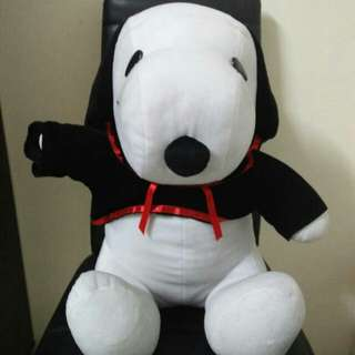 Snoopy_ Pooh and Rabbit doll