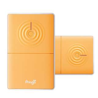 9.99新,Pringo P232隨身相印機 黃色款