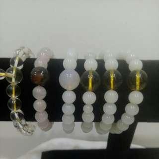 🚚 玉,水晶手鍊