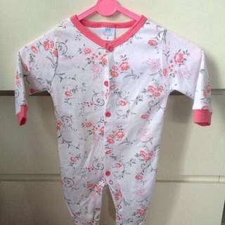 Baju baby tidur 0-3 month
