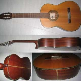 Fina Acoustic Classical Guitar