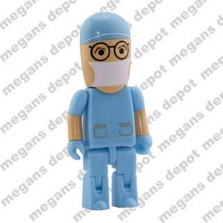 Blue O.R. Doctor | Nurse USB Flash Drive 8GB