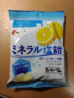 北日本葡萄柚鹽糖