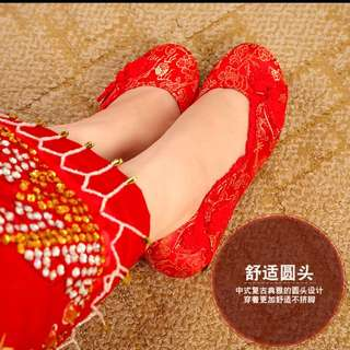 Chinese Traditional Wedding Shoes