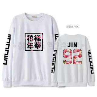 BTS Merch Sweatshirt
