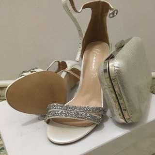 Glam formal shoes