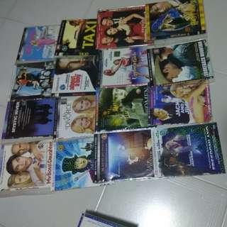DVD Movies (English Titles)