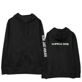 Wanna One Merch Hoodie