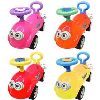 Toddler Baby Walker Ride On / Push Car Educational Toys