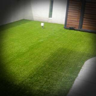 Sale!! Beautiful Premium Synthetic Carpet Grass for  Indoor/Outdoor, Used.