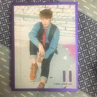 [WTS] Wanna One Nothing Without You, Woojin (Wanna version)