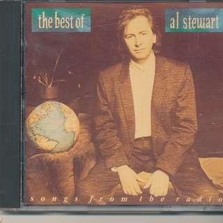 Al Stewart - Songs From the Radio--the Best of (AUDIO CD) [y6]