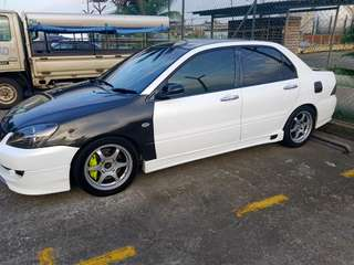 Mitsubishi Lancer 1.6 Manual GLX