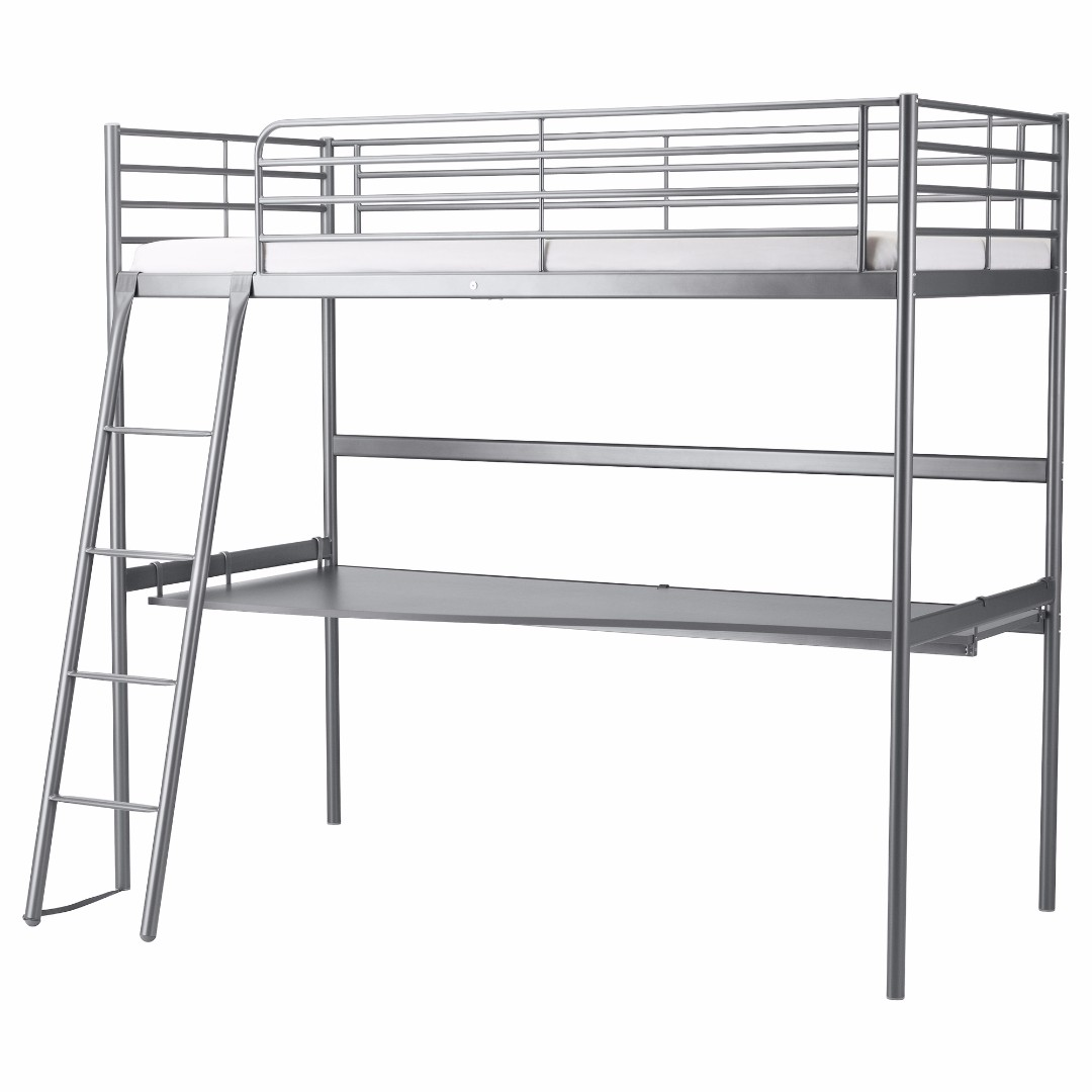 1 Bunk Bed Ikea Used For Less Than 1y Furniture Beds Mattresses On Carousell