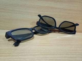 3D glasses free 2 unit iphone 5s backcase