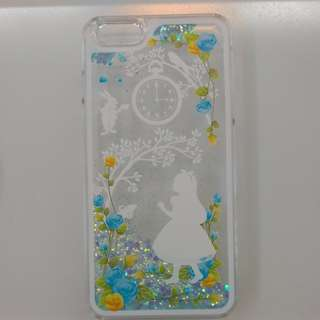 Iphone 6 plus手機殼Alice in the wonderland