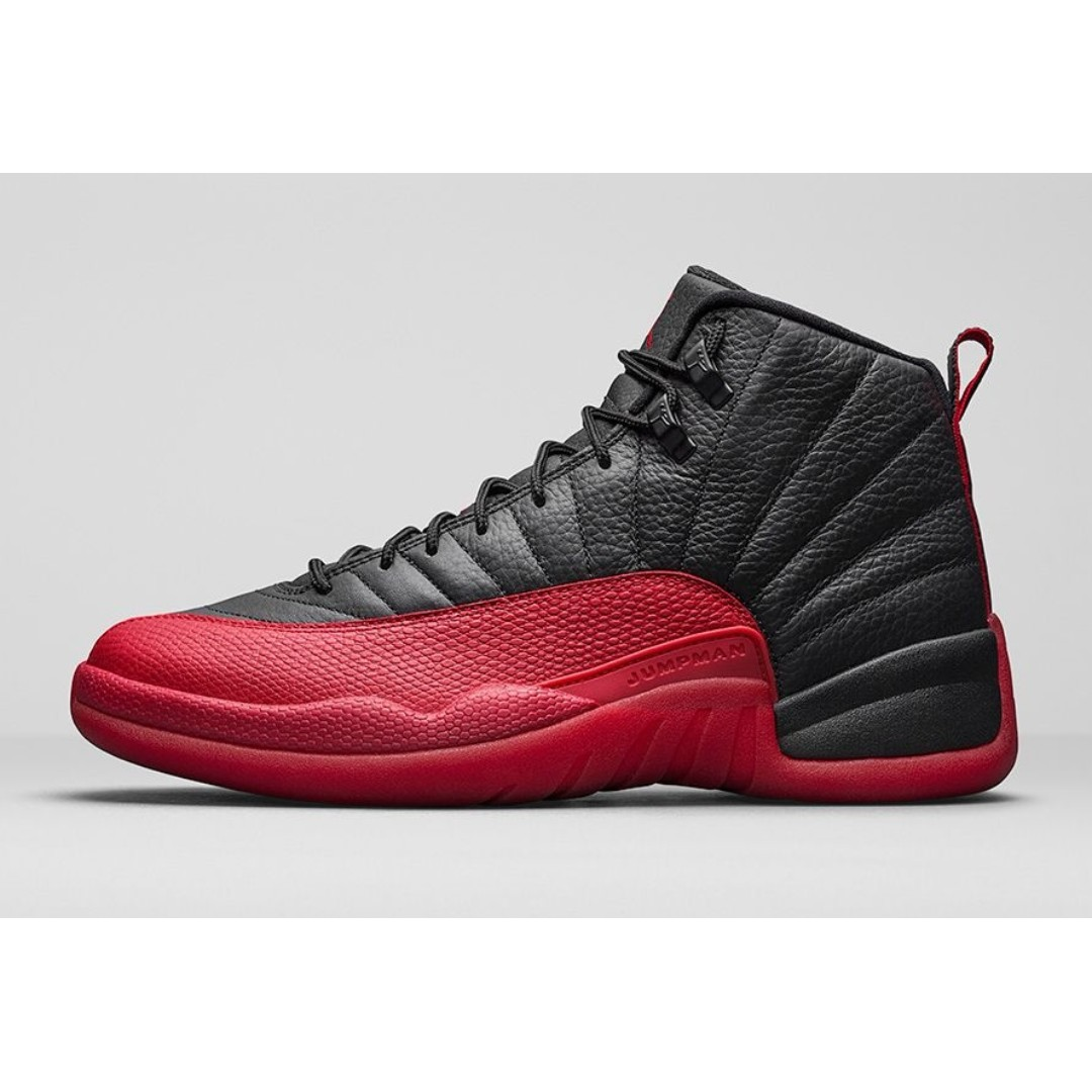 huge discount 41c12 b5fdc 2018 All Size Nike Air Jordan 12 Flu Game Basketball Sneaker Casual Trainer  Shoe, Men s Fashion, Footwear, Sneakers on Carousell