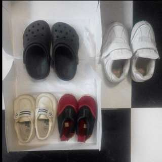 Boy's Shoes For 1yr-3yrs Old