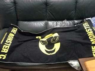 沙灘巾/有扣披肩(香港百貨公司、日本毛巾)