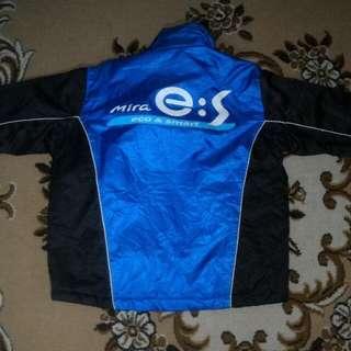 Jacket Daihatsu Mira E.S