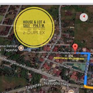 Commercial Lot FOR SALE - 790 m2 - Sct Bayoran St. Mo. Ignacia, QC