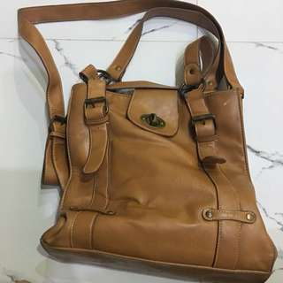 NEXT Brown Leather Bag