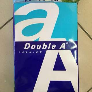 Double A A4紙